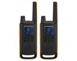 Портативна рація Motorola TALKABOUT T82 TWIN and CHRG Black (5031753007232)