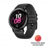 Смарт-годинник Huawei Watch GT 2 42mm Night Black Sport Edition (Diana-B19S) SpO2 (55025064)