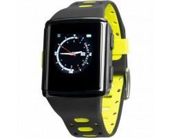 Смарт-годинник Gelius Pro M3D (WEARFORCES GPS) Black/Green(yellow)