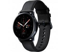Смарт-годинник Samsung SM-R830 Galaxy Watch Active 2 40mm Stainless Steel Black (SM-R830NSKASEK)