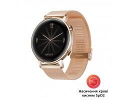 Смарт-годинник Huawei Watch GT 2 42mm Refined Gold Elegant Ed (Diana-B19B) (55024610)