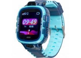 Смарт-годинник Gelius Pro GP-PK001 (PRO KID) Blue Детские умные часы с GPS трекеро (Pro GP-PK001 (PRO KID) Blue)