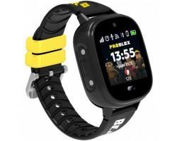 Смарт-годинник Gelius ProBlox GP-PK005 (IP67) Black Kids smart watch, GPS tracker (ProBloxGP-PK005(IP67)Black)