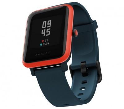 Смарт-годинник Amazfit Bip S Red Orange