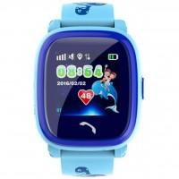 Смарт-годинник GoGPS ME K25 Синие (K25BL)