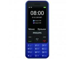 Мобільний телефон PHILIPS Xenium E182 Blue