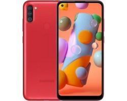 Мобільний телефон Samsung SM-A115F (Galaxy A11 2/32GB) Red (SM-A115FZRNSEK)