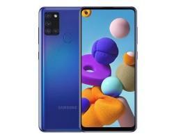 Мобільний телефон Samsung SM-A217F (Galaxy A21s 3/32GB) Blue (SM-A217FZBNSEK)