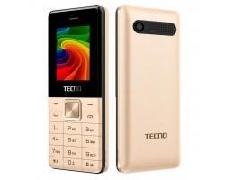Мобільний телефон TECNO T301 Champagne Gold (4895180743337)