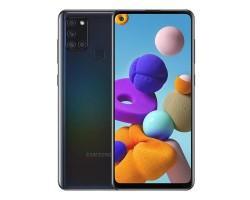 Мобільний телефон Samsung SM-A217F (Galaxy A21s 3/32GB) Black (SM-A217FZKNSEK)