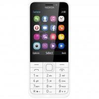 Мобільний телефон Nokia 230 Dual Silver (A00026972)