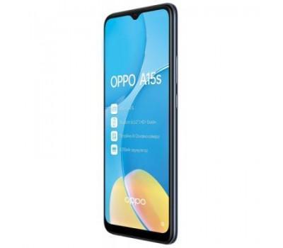 Мобільний телефон Oppo A15s 4/64GB Dynamic Black (OFCPH2179_BLACK_4/64)