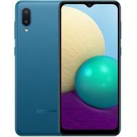 Мобільний телефон Samsung SM-A022GZ (Galaxy A02 2/32Gb) Blue (SM-A022GZBBSEK)