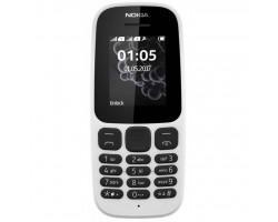 Мобільний телефон Nokia 105 DS New White (A00028316)