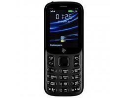 Мобільний телефон 2E E240 2019 Black (680576169990)