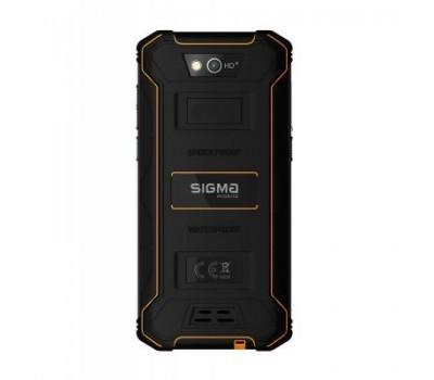Мобільний телефон Sigma X-treme PQ36 Black Orange (4827798865224)