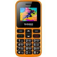 Мобільний телефон Sigma Comfort 50 HIT2020 Оrange (4827798120934)