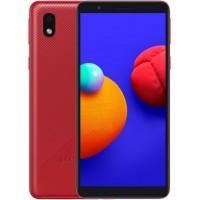 Мобільний телефон Samsung SM-A013FZ (A01 Core 1/16Gb) Red (SM-A013FZRDSEK)