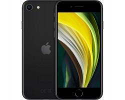 Мобільний телефон Apple iPhone SE (2020) 128Gb Black (MHGT3)