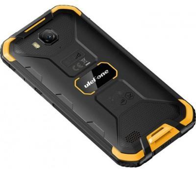 Мобільний телефон Ulefone Armor X6 2/16GB Black Orange (6937748733430)
