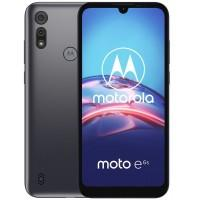 Мобільний телефон Motorola E6S 4/64 GB Meteor Grey (PAJE0031RS)