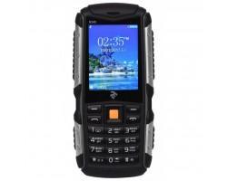 Мобільний телефон 2E R240 Dual Sim Black (708744071057)