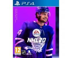 Гра SONY NHL20 [PS4, Russian version] (1055506)