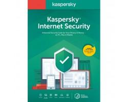 Антивірус Kaspersky Internet Security Multi-Device 2020 2 ПК 1 год Renewal Card (5056244903336)