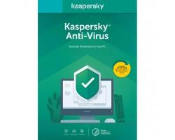 Антивірус Kaspersky Anti-Virus 2020 2 ПК 1 год Renewal Card (5056244903251)
