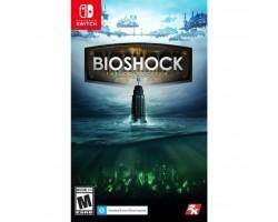 Гра Nintendo Switch Комплект BioShock Collection (5026555068031)