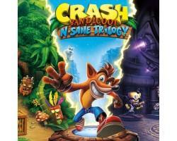 Гра SONY Crash Bandicoot N'sane Trilogy [Blu-Ray диск] PS4 (88222EN)