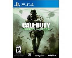Гра SONY Call of Duty: Modern Warfare. Remastered 2017 [Blu-Ray диск] (88074RU)