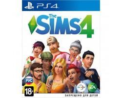 Гра SONY Sims 4 [PS4, Russian version] Blu-ray диск (1051218)