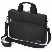 "Сумка для ноутбука Vinga 14"" NB140BK black (NB140BK)"