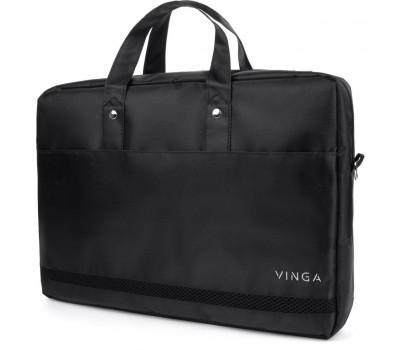 "Сумка для ноутбука Vinga 15.6"" NB155BK black (NB155BK)"