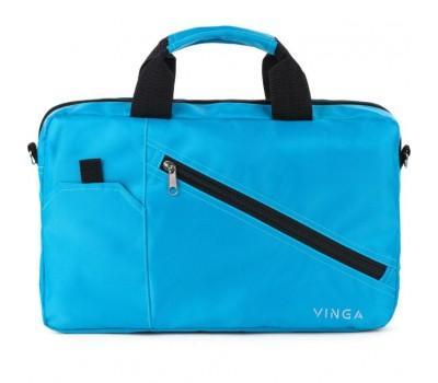 """Сумка для ноутбука Vinga 13"""" NB135TRQ turquoise (NB135TRQ)"""