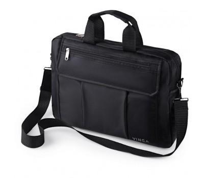 "Сумка для ноутбука Vinga 15.6"" NB225BK black (NB225BK)"