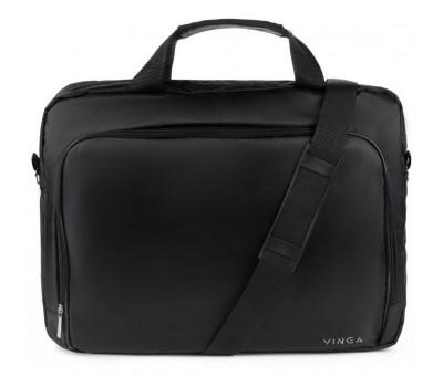 "Сумка для ноутбука Vinga 17"" NB301BK black (NB301BK)"