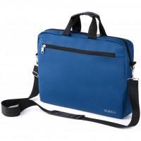 """Сумка для ноутбука Vinga 15.6"""" NB110BL blue (NB110BL)"""