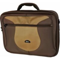 "Сумка для ноутбука 15.6"" HQ-Tech EE-15117H Dark+Light Coffee 1680D Nylon"