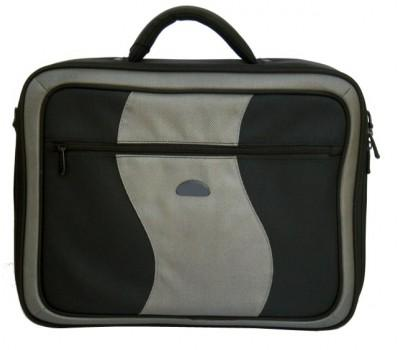 "Сумка для ноутбука еліт 15.6"" HQ-Tech EE-15116H (Black&Gray, Nylon 1680D)"