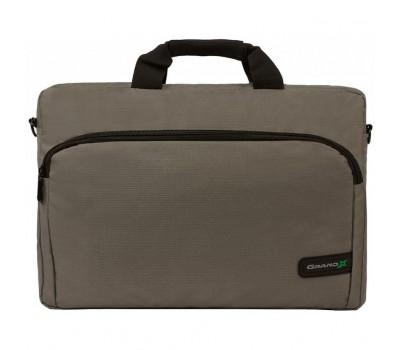Сумка для ноутбука Grand-X Grand-X SB-129G 15.6'' Grey Ripstop Nylon (SB-129G)