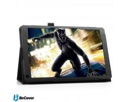 Чохол до планшета BeCover Slimbook для Pixus hiPower Black (702574)