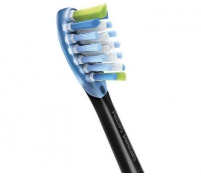 Насадка для зубної щітки Philips Sonicare C3 Premium Plaque Defence HX6012/07 (HX9042/33)