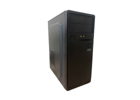 Корпус Delux DT 235 Black 450W 12Fan  (DT 235-450-12F)