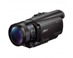 Цифрова відеокамера SONY Handycam FDR-AX700 Black (FDRAX700B.CEE)