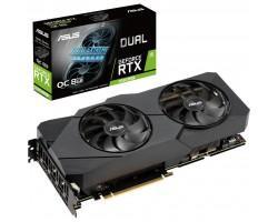 Відеокарта ASUS GeForce RTX2080 SUPER 8192Mb DUAL OC EVO (DUAL-RTX2080S-O8G-EVO-V2)