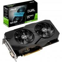 Видеокарта ASUS GeForce GTX1660 SUPER 6144Mb DUAL OC EVO (DUAL-GTX1660S-O6G-EVO)
