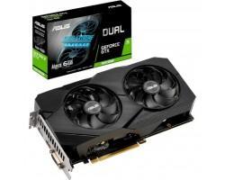 Відеокарта ASUS GeForce GTX1660 SUPER 6144Mb DUAL OC EVO (DUAL-GTX1660S-O6G-EVO)