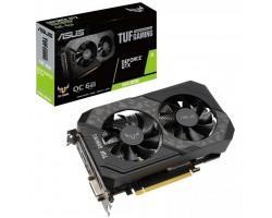Відеокарта ASUS GeForce GTX1660 SUPER 6144Mb TUF OC GAMING (TUF-GTX1660S-O6G-GAMING)